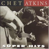 Cover of the track Chet Atkins: Super Hits