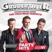 Cover of the track Die größten Partyhits, Vol. 6