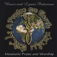 Couverture du titre A Praise On Earth