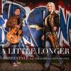 Couverture de l'album A Little Longer (feat. Magdalena Chovancova) - Single