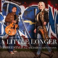 Cover of the track A Little Longer (feat. Magdalena Chovancova) - Single