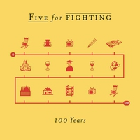 Cover of the track 100 Years - Single