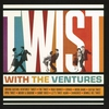 Couverture de l'album Twist With the Ventures