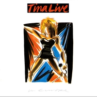 Couverture du titre Tina Live in Europe