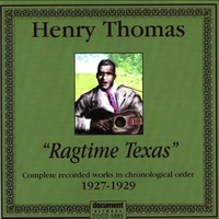 Cover of the track Henry Thomas