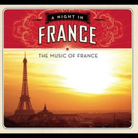 Couverture du titre A Night In France