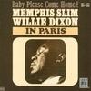Couverture de l'album Baby Please Come Home! - Memphis Slim & Willie Dixon In Paris (Live) [Remastered]