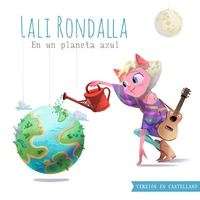 Cover of the track En un Planeta Azul