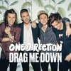 Cover of the track Drag Me Down (2015)