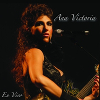 Cover of the track Ana Victoria (En Vivo)