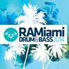 Cover of the album RAMiami Drum & Bass 2014