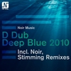 Cover of the track Deep Blue (Stimming remix)