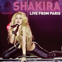 Cover of the track Live From Paris