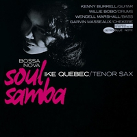 Couverture du titre Bossa Nova Soul Samba (The Rudy Van Gelder Edition) [Remastered]