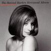 Cover of the album The Second Barbra Streisand Album