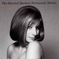 Cover of the track The Second Barbra Streisand Album