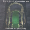 Cover of the album Prelude to Monolith
