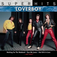 Cover of the track Loverboy: Super Hits
