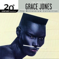 Cover of the track 20th Century Masters: The Millennium Collection: The Best of Grace Jones