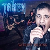 Cover of the album Wormy Brains - Single