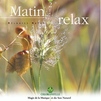 Cover of the track Chlorophylle, Vol. 2 : Matin relax