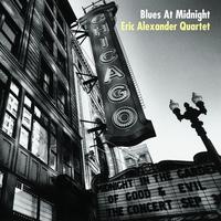 Couverture du titre Blues at Midnight