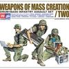 Couverture de l'album Weapons of Mass Creation Two