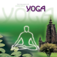 Cover of the track The Balance of Yoga