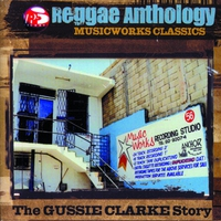 Cover of the track Reggae Anthology: Music Works Classics