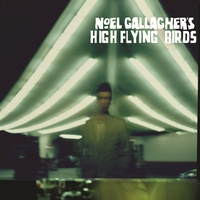 Cover of the track Noel Gallagher's High Flying Birds (Deluxe Edition)