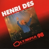 Cover of the album Henri Dès : Olympia 1998 (live)