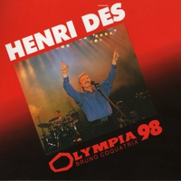 Cover of the track Henri Dès : Olympia 1998 (live)