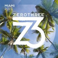 Couverture du titre Zerothree Miami 2015