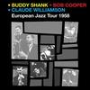 Couverture de l'album Bud Shank & Bob Cooper European Jazz Tour 1958