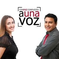 Couverture du titre A Una Voz
