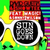 Cover of the track Sun Goes Down (feat MAGIC & Sonny Wilson)