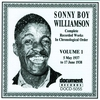 Cover of the album Sonny Boy Williamson Vol. 1 (1937 - 1938)
