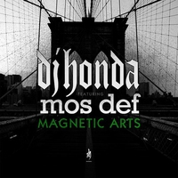 Cover of the track Magnetic Arts (feat. Mos Def) - Single