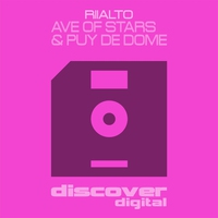 Cover of the track Ave of Stars / Puy De Dome - Single