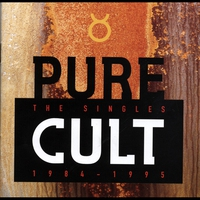 Cover of the track Pure Cult - The Singles 1984-1995