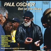 Cover of the track Bet On the Blues (Limited Edition)