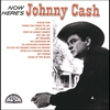 Couverture de l'album Now Here's Johnny Cash