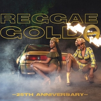 Cover of the track Reggae Gold 2018: 25th Anniversary