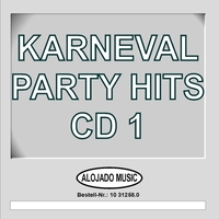 Cover of the track Karneval Party Hits CD1