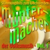 Cover of the album Die Muntermacher der Volksmusik, Vol. 1
