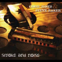 Cover of the track Smoke and Noise