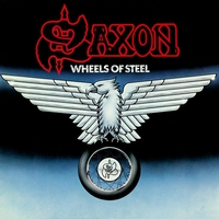 Couverture du titre Wheels of Steel (Bonus Track Version)