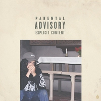 Cover of the track Parental Advisory Explicit Content