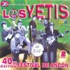Cover of the album Los Yetis: Historia Musical - 40 Éxitos