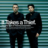 Cover of the track It Takes a Thief